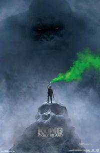 キングコング:髑髏島の巨神ポスター04画像 ▼画像クリックで拡大します@映画の森てんこ森