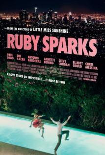 映画『 ルビー・スパークス (2012) RUBY SPARKS 』ポスター