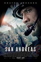 映画『 カリフォルニア・ダウン (2015) SAN ANDREAS 』ポスター