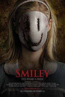 映画『 スマイリー (2012) SMILEY 』ポスター