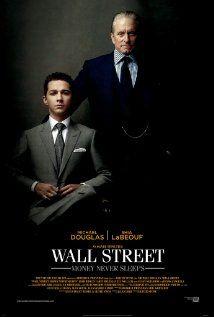映画『 ウォール・ストリート (2011) WALL STREET: MONEY NEVER SLEEPS 』ポスター