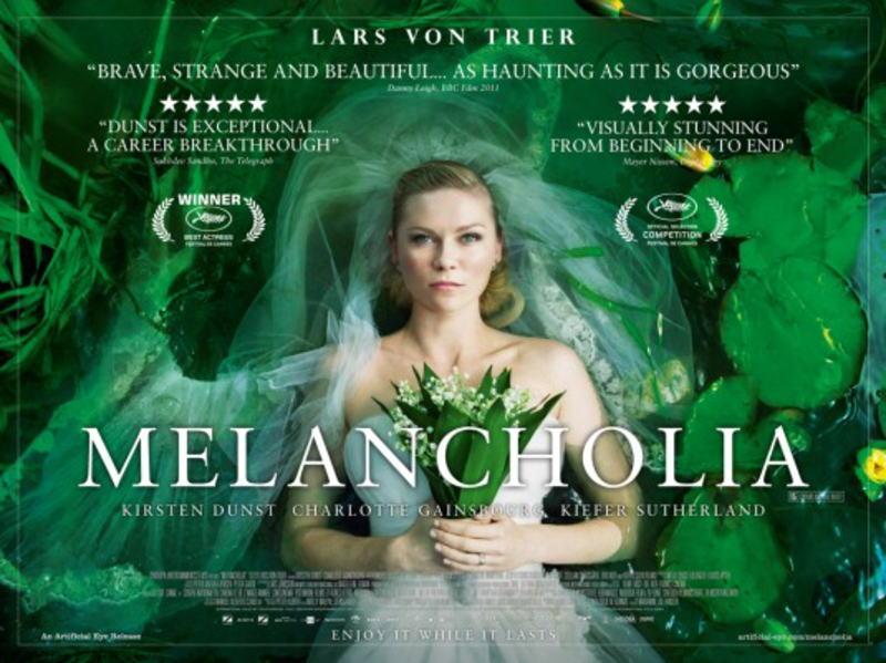 映画『メランコリア MELANCHOLIA』ポスター(1)