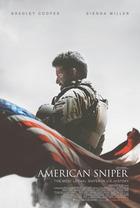 映画『 アメリカン・スナイパー (2014) AMERICAN SNIPER 』ポスター