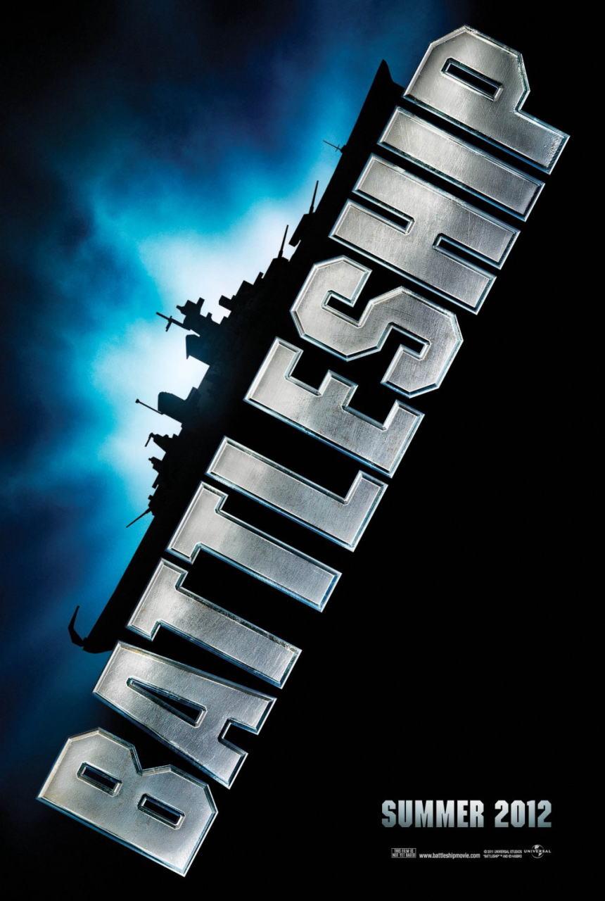 映画『バトルシップ BATTLESHIP』ポスター(8) ▼ポスター画像クリックで拡大します。