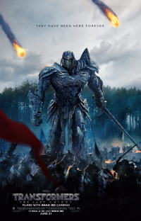 トランスフォーマー/最後の騎士王ポスター06画像▼画像クリックで拡大します@映画の森てんこ森