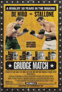 映画『 リベンジ・マッチ (2013) GRUDGE MATCH 』ポスター