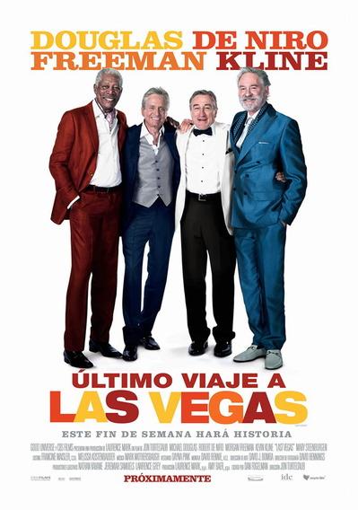 映画『ラスト・ベガス (2013) LAST VEGAS』ポスター(2)▼ポスター画像クリックで拡大します。