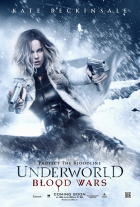 映画『 アンダーワールド ブラッド・ウォーズ (2016) UNDERWORLD: BLOOD WARS 』ポスター