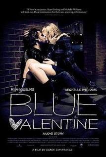 映画『 ブルーバレンタイン (2010) BLUE VALENTINE 』ポスター
