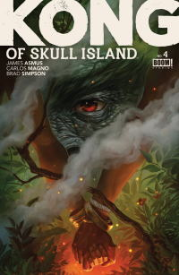 キングコング:髑髏島の巨神ポスター03画像▼画像クリックで拡大します@映画の森てんこ森