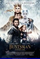 映画『 スノーホワイト/氷の王国 (2016) THE HUNTSMAN WINTER'S WAR 』ポスター