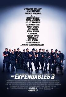 映画『 エクスペンダブルズ3 ワールドミッション (2014) THE EXPENDABLES 3 』ポスター