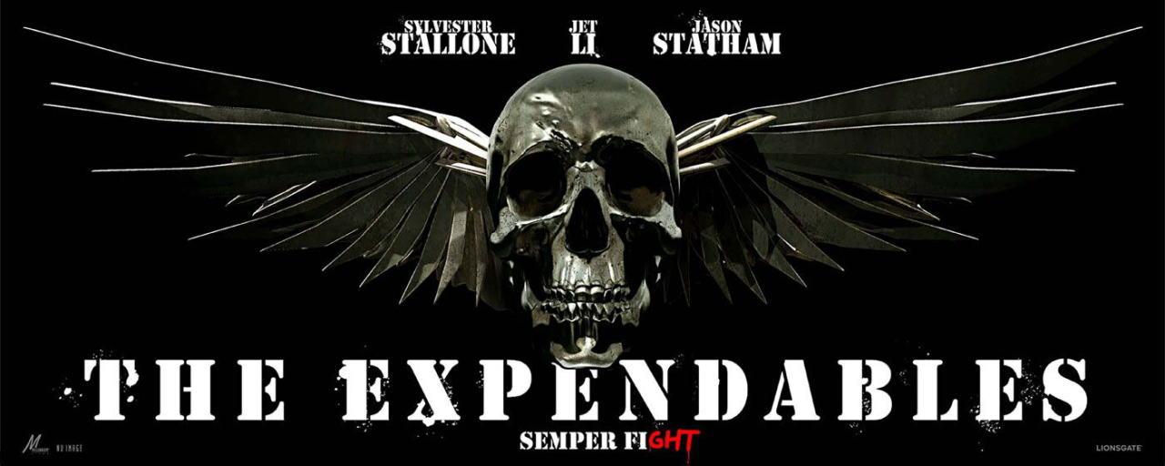 映画『エクスペンダブルズ PROMETHEUS』ポスター(6) ▼ポスター画像クリックで拡大します。