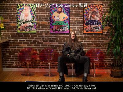 ロード・オブ・セイラムのスタッフ画像(ロブ・ゾンビ Rob Zombie 監督)