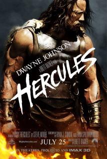 映画『 ヘラクレス (2014) HERCULES 』ポスター