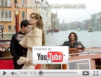 ※クリックでYouTube『ツーリスト THE TOURIST』予告編へ