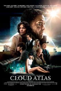 映画『 クラウド アトラス (2012) CLOUD ATLAS 』ポスター