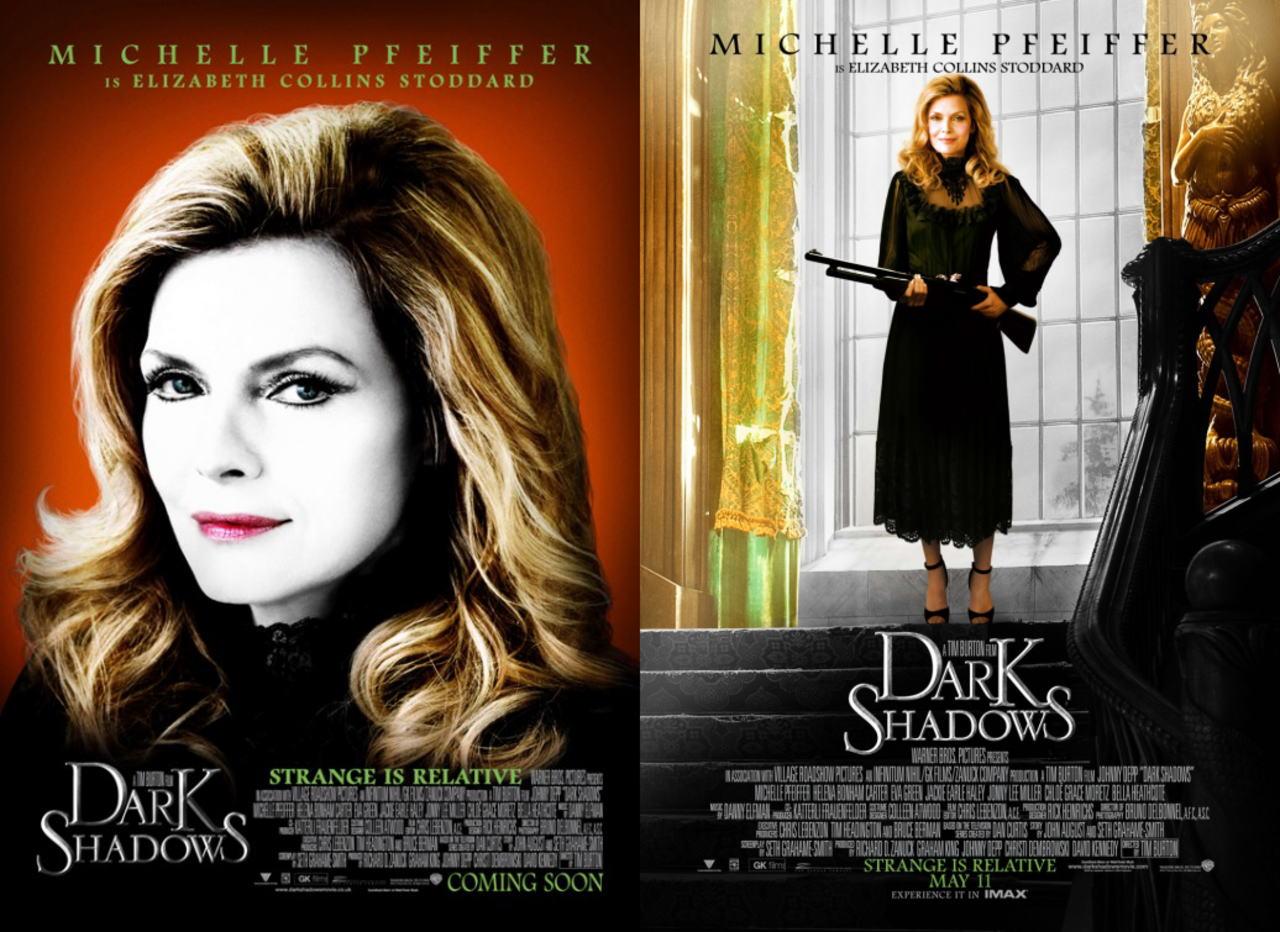 映画『ダーク・シャドウ DARK SHADOWS』ポスター(8) ▼ポスター画像クリックで拡大します。