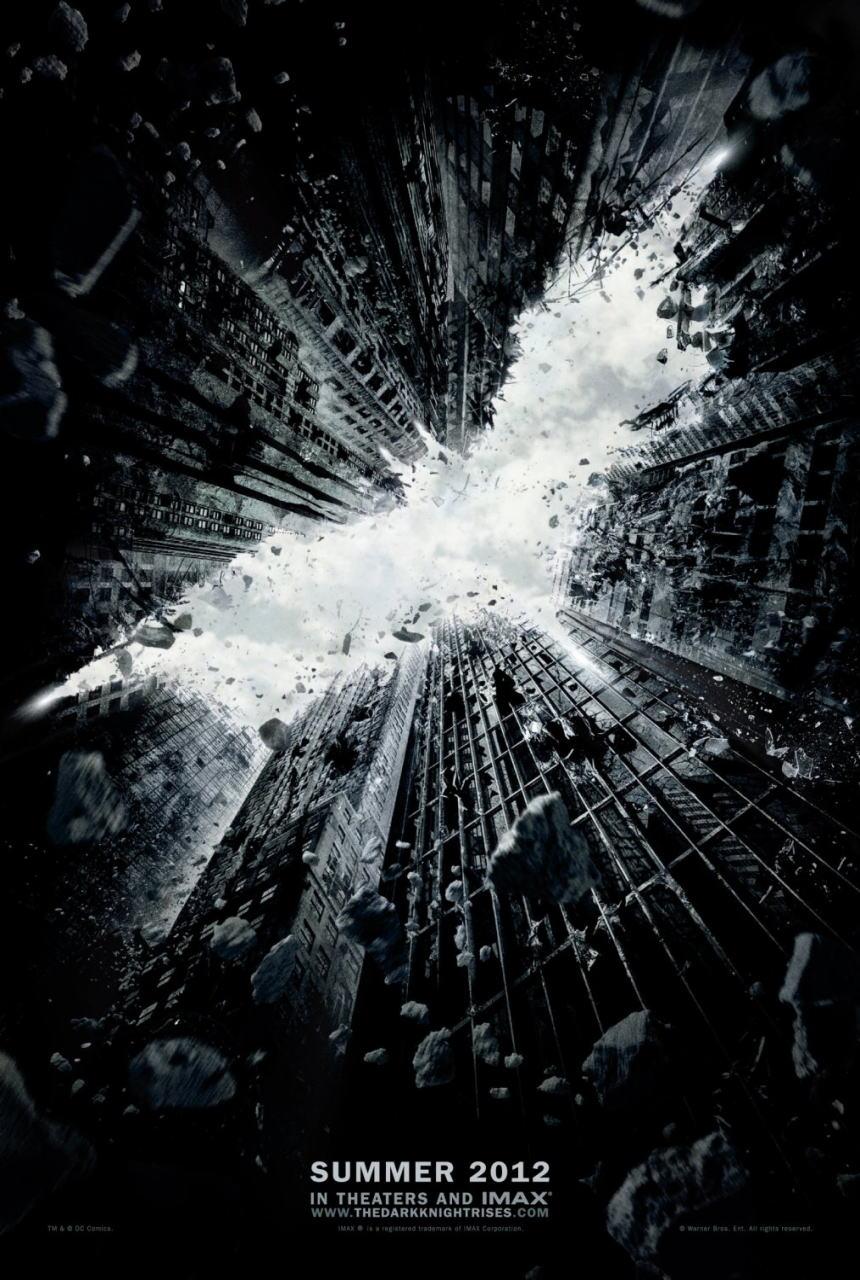 映画『ダークナイト ライジング THE DARK KNIGHT RISES』ポスター(3) ▼ポスター画像クリックで拡大します。
