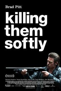 映画『 ジャッキー・コーガン (2012) KILLING THEM SOFTLY 』ポスター