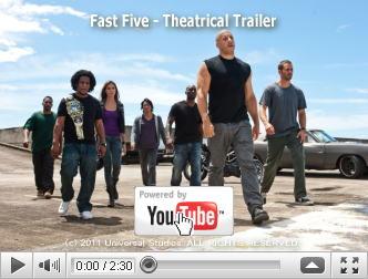 ※クリックでYouTube『ワイルド・スピード MEGA MAX FAST FIVE』予告編へ
