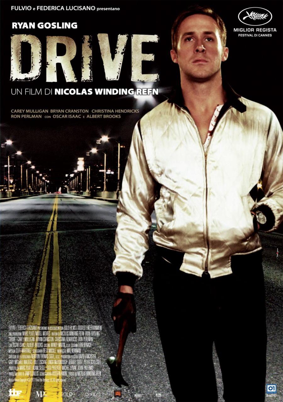 映画『ドライヴ DRIVE』ポスター(4) ▼ポスター画像クリックで拡大します。