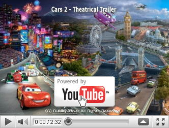 ※クリックでYouTube『カーズ2 CARS 2』予告編へ