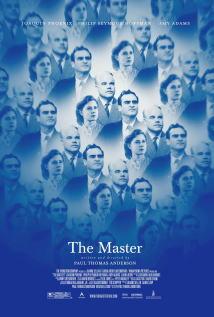 映画『 ザ・マスター (2012) THE MASTER 』ポスター
