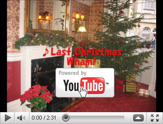 ※クリックでYouTube『Last Christmas〜Wham!@映像の森てんこ森』へ