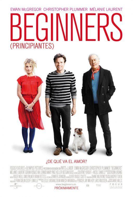 映画『人生はビギナーズ BEGINNERS』ポスター(3)