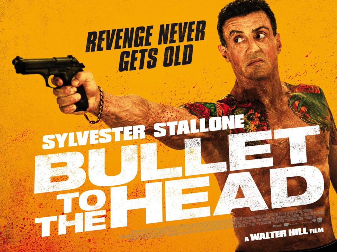 映画『バレット BULLET TO THE HEAD』ポスター(5) ▼ポスター画像クリックで拡大します。