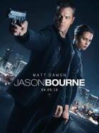 映画『 ジェイソン・ボーン (2016) JASON BOURNE 』ポスター
