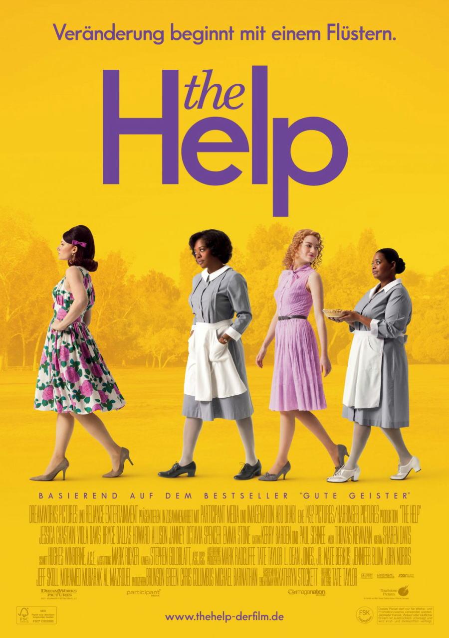 映画『ヘルプ 〜心がつなぐストーリー THE HELP』ポスター(3)