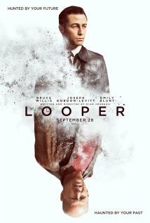 映画『 LOOPER/ルーパー (2012) LOOPER 』ポスター