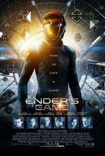 映画『 エンダーのゲーム (2013) ENDER'S GAME 』ポスター