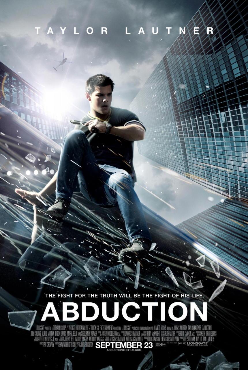 映画『ミッシング ID ABDUCTION』ポスター(1)▼ポスター画像クリックで拡大します。