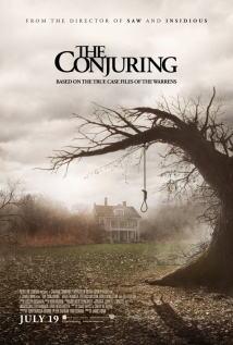 映画『 死霊館 (2013) THE CONJURING 』ポスター