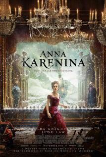 映画『 アンナ・カレーニナ (2012) ANNA KARENINA 』ポスター