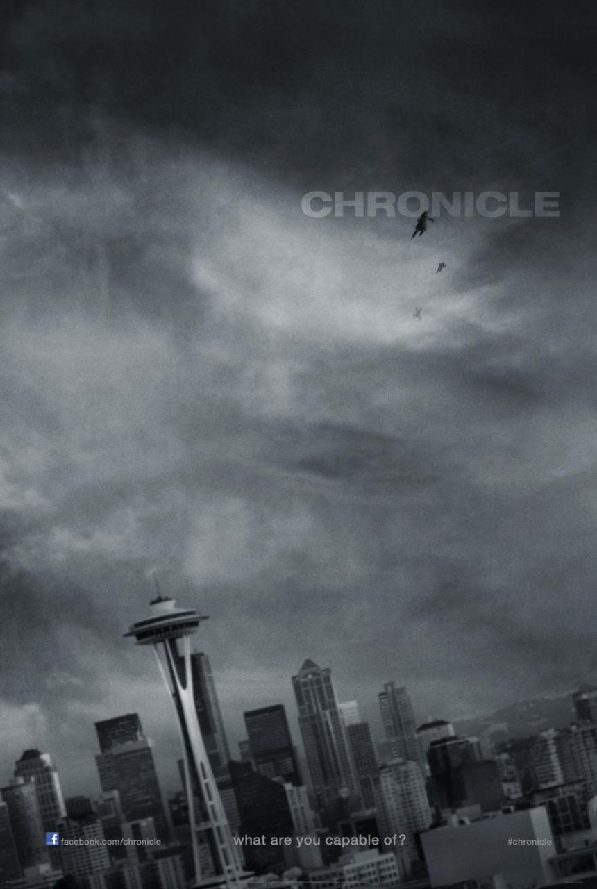 映画『クロニクル (2012) CHRONICLE』ポスター(3)▼ポスター画像クリックで拡大します。