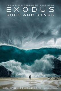 映画『 エクソダス:神と王 (2014) EXODUS: GODS AND KINGS 』ポスター