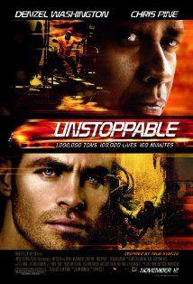 映画『 アンストッパブル (2010) UNSTOPPABLE 』ポスター