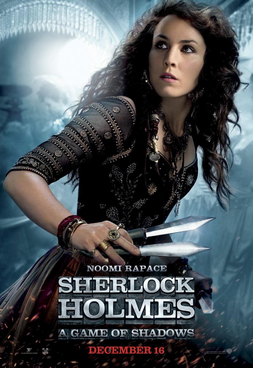 映画『シャーロック・ホームズ シャドウ ゲーム SHERLOCK HOLMES: A GAME OF SHADOWS』ポスター(6)