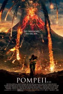 映画『 ポンペイ (2014) POMPEII 』ポスター