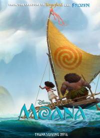モアナと伝説の海ポスター06画像 ▼画像クリックで拡大します@映画の森てんこ森