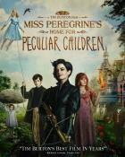映画『 ミス・ペレグリンと奇妙なこどもたち (2016) MISS PEREGRINE'S HOME FOR PECULIAR CHILDREN 』ポスター