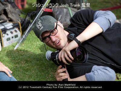 クロニクルのスタッフ画像(ジョシュ・トランク Josh Trank 監督)