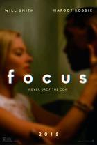 映画『 フォーカス (2015) FOCUS 』ポスター