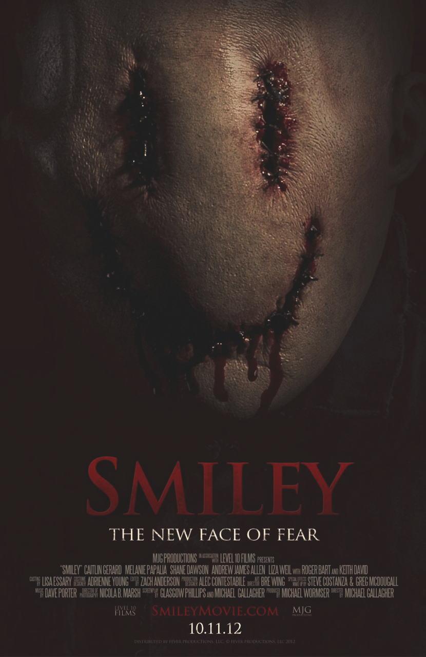 映画『スマイリー SMILEY』ポスター(2)▼ポスター画像クリックで拡大します。