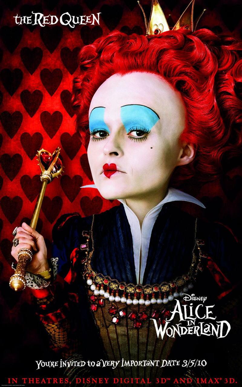 映画『アリス・イン・ワンダーランド ALICE IN WONDERLAND』ポスター(5)