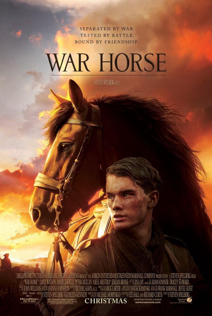 映画『戦火の馬 WAR HORSE』ポスター(1)